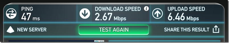 Speedtets-SO-NET(NEC)